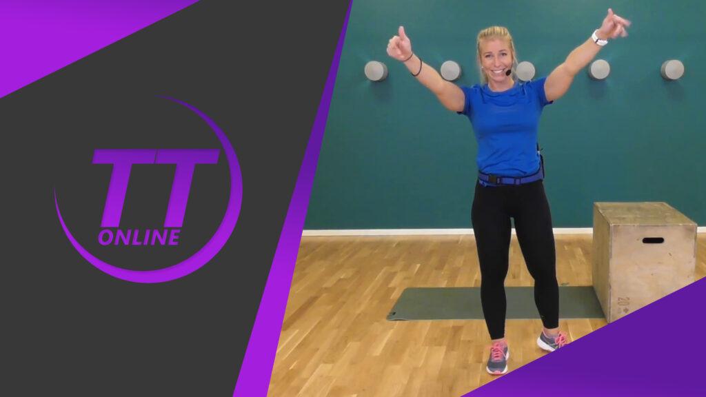 styrketrening for hele kroppen uten utstyr